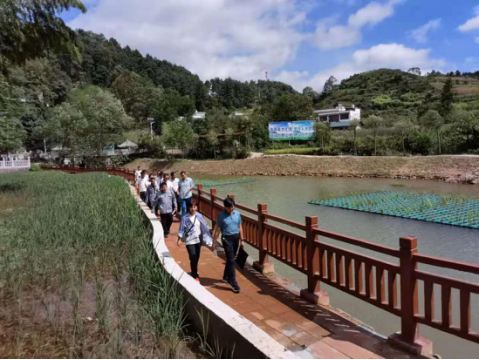 总局鱼洞河流域生态环境综合治理试点项目实现废水达标 还泉水清澈275.png